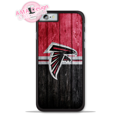 Atlanta Falcons Phone Cover For Apple iPhone,  [product_collection], DEFINITE Sporting Goods, [product_tags]- DEFINITE Sporting Goods