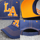 Los Angeles Baseball Snapback Cap,  [product_collection], DEFINITE Sporting Goods, [product_tags]- DEFINITE Sporting Goods