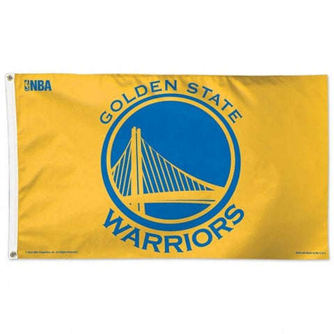 Golden State Warriors 2018 NBA Flag 3 X 5 feet,  [product_collection], DEFINITE Sporting Goods, [product_tags]- DEFINITE Sporting Goods