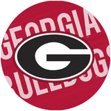 University of Georgia Padded Swivel Bar Stool - Wordmark,  [product_collection], DEFINITE Sporting Goods, [product_tags]- DEFINITE Sporting Goods