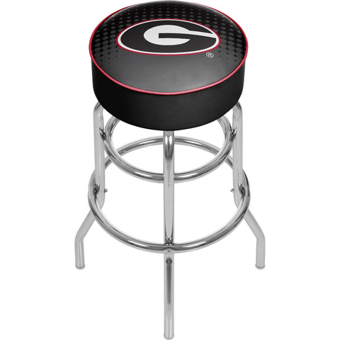 University of Georgia Padded Swivel Bar Stool - Reflection,  [product_collection], DEFINITE Sporting Goods, [product_tags]- DEFINITE Sporting Goods
