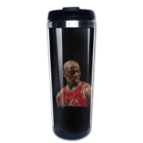 Michael Jordan Stainless Steel Tumbler,  [product_collection], DEFINITE Sporting Goods, [product_tags]- DEFINITE Sporting Goods