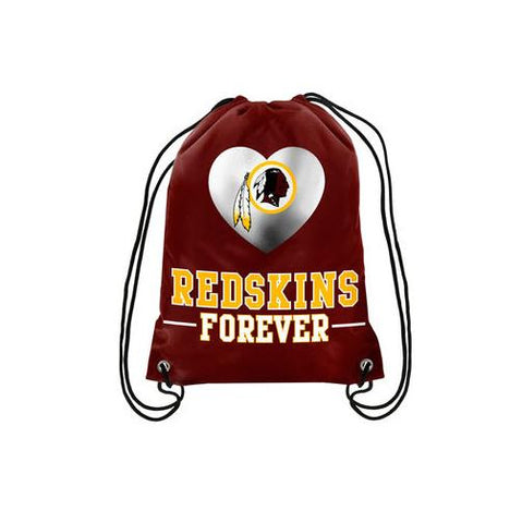 Washington Redskins Forever Drawstring Bags,  [product_collection], DEFINITE Sporting Goods, [product_tags]- DEFINITE Sporting Goods