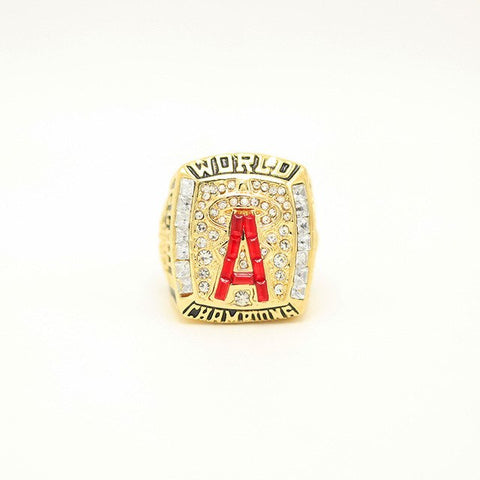 Los Angeles Angels 2002 World Series Ring,  [product_collection], DEFINITE Sporting Goods, [product_tags]- DEFINITE Sporting Goods
