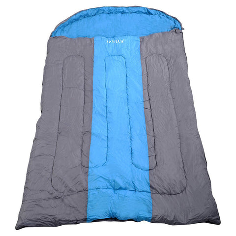 1 Pc Outdoor 2 Person Sleeping Bag,  [product_collection], DEFINITE Sporting Goods, [product_tags]- DEFINITE Sporting Goods