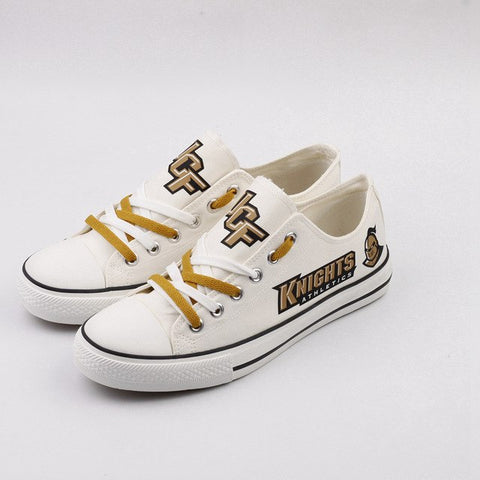 UCF Knights Canvas Shoes,  [product_collection], DEFINITE Sporting Goods, [product_tags]- DEFINITE Sporting Goods