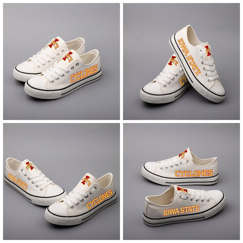 Iowa State Canvas Shoes,  [product_collection], DEFINITE Sporting Goods, [product_tags]- DEFINITE Sporting Goods