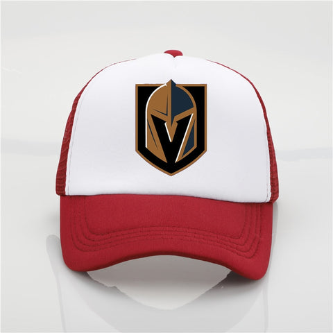Las Vegas Golden Knights net baseball cap,  [product_collection], DEFINITE Sporting Goods, [product_tags]- DEFINITE Sporting Goods