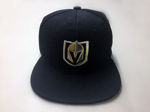 Las Vegas Golden Knights Snap Back Cap Hat,  [product_collection], DEFINITE Sporting Goods, [product_tags]- DEFINITE Sporting Goods