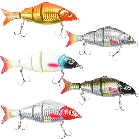 1pc Minnow Hardswim Bait Lure,  [product_collection], DEFINITE Sporting Goods, [product_tags]- DEFINITE Sporting Goods