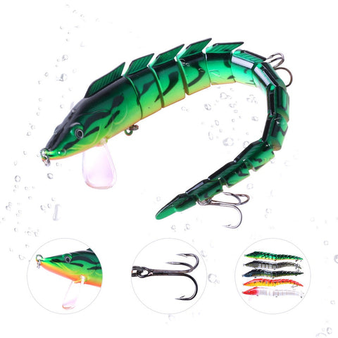 Eel Fishing Hard Swim Crank Bait 23CM,  [product_collection], DEFINITE Sporting Goods, [product_tags]- DEFINITE Sporting Goods