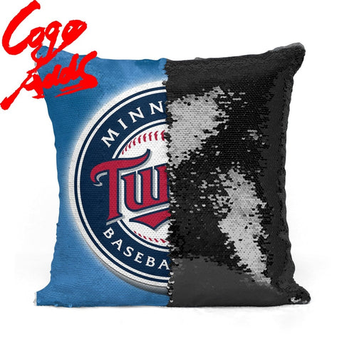 Minnesota Twins pillow cover