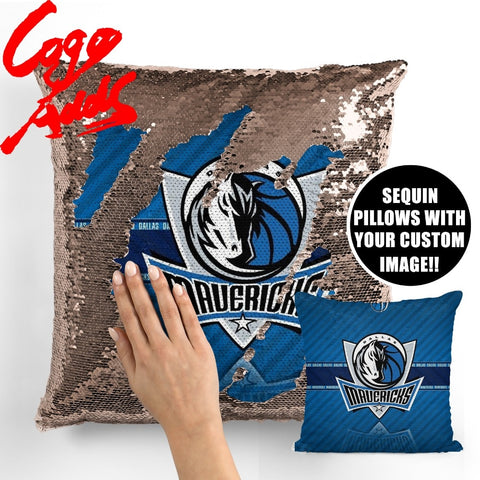 Dallas Mavericks pillow cover,  [product_collection], DEFINITE Sporting Goods, [product_tags]- DEFINITE Sporting Goods