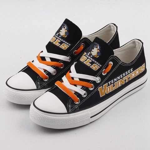 Smokey Tennessee Volunteers Women's Canvas Shoes,  [product_collection], DEFINITE Sporting Goods, [product_tags]- DEFINITE Sporting Goods