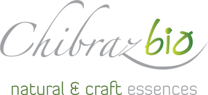 logotipo  Chibraz Bio natural & craft essences