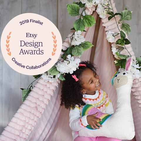 Etsy Finalist for Creative Collaborations