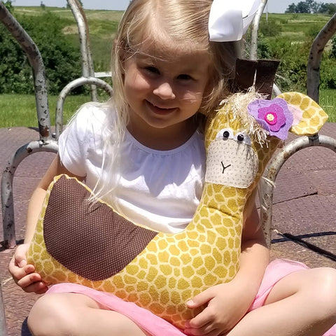 Giraffe Stuffed Animal