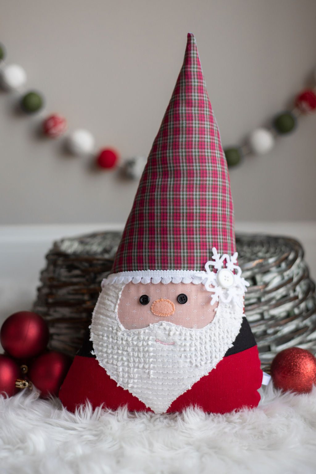 Santa Gnome in your Home