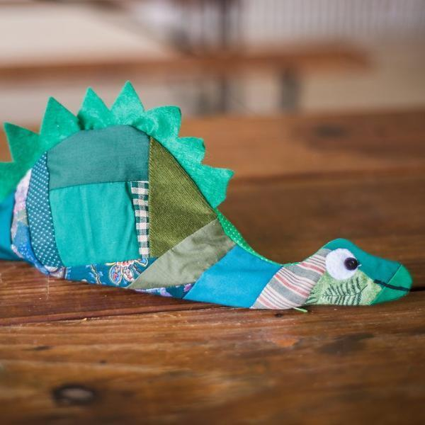 Dinosaur Pencil Case-Pencil Case-Sir Winslows Zoo