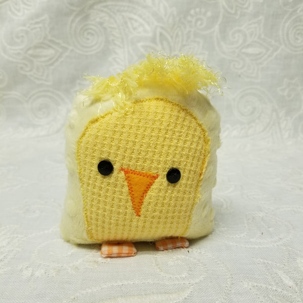 Chicken Stuffed Animal Pillow