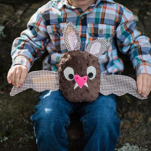 Bat Stuffed Animal Plushie-Stuffed Animal-Sir Winslows Zoo