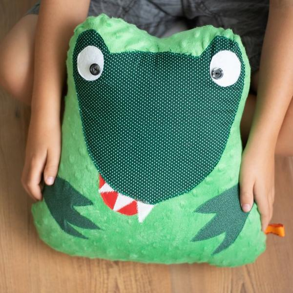 Green Dinosaur Stuffed Animal