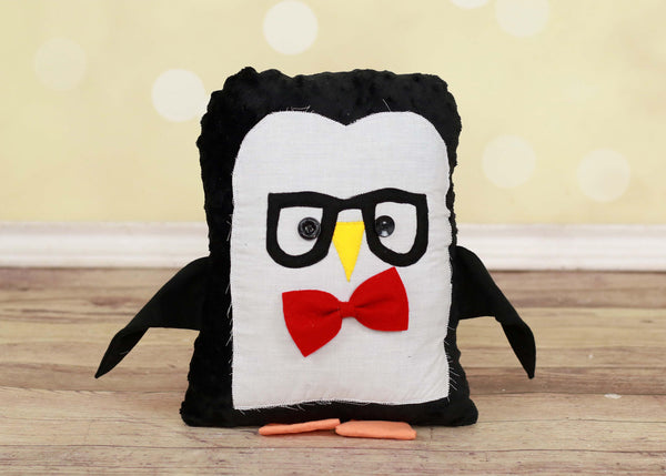 Stuffed Penguin-Stuffed Animal-Sir Winslows Zoo