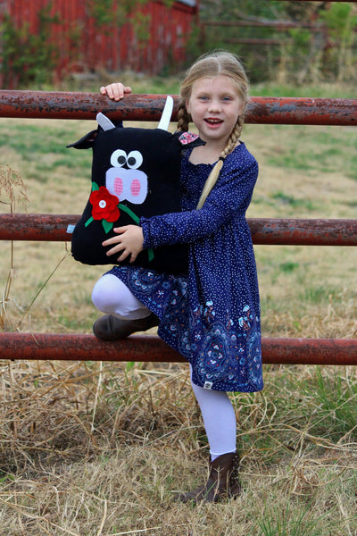 Ferdinand the Bull-Stuffed Animal-Sir Winslows Zoo