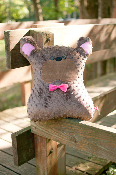 Teddy Bear-Stuffed Animal-Sir Winslows Zoo