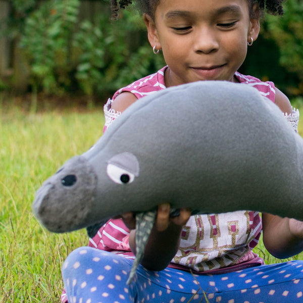 Manatee Stuffed Animal