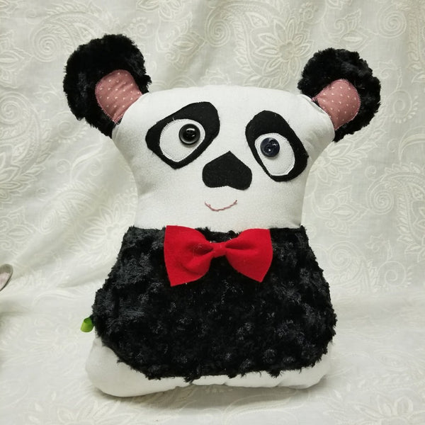 Panda Stuffed Animal-Stuffed Animal-Sir Winslows Zoo