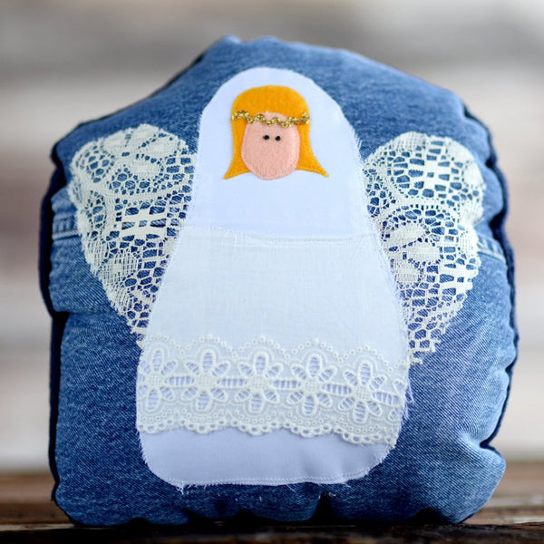 Nativity Set Pillows