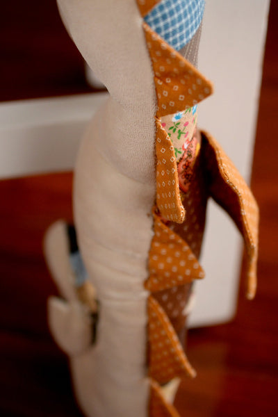 Seahorse Stuffed Animal-Stuffed Animal-Sir Winslows Zoo