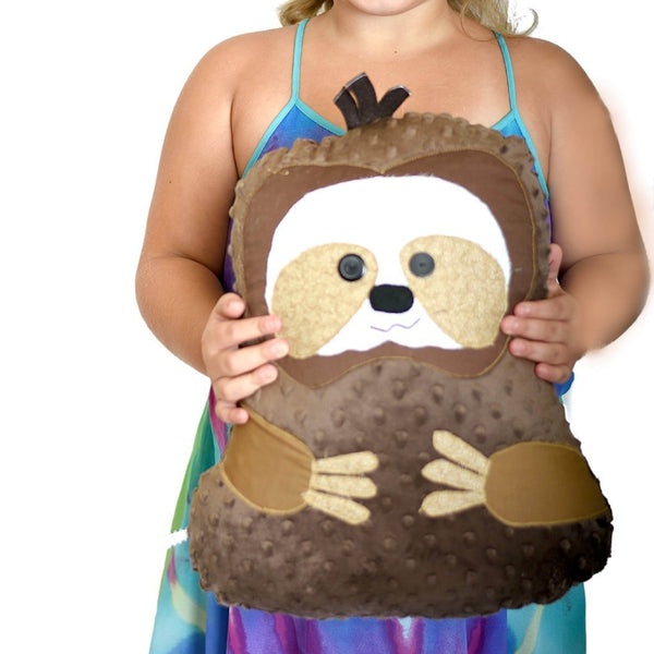 Sloth Stuffed Animal-Stuffed Animal-Sir Winslows Zoo