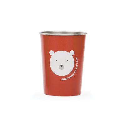 Red Rover Stainless Steel Character Cup