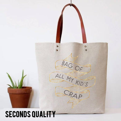 Fun Club Tote Bags - 2nds Quality