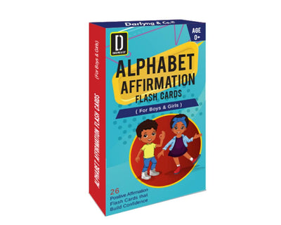 Darlyng & Co.  ABC Affirmation Flash Cards
