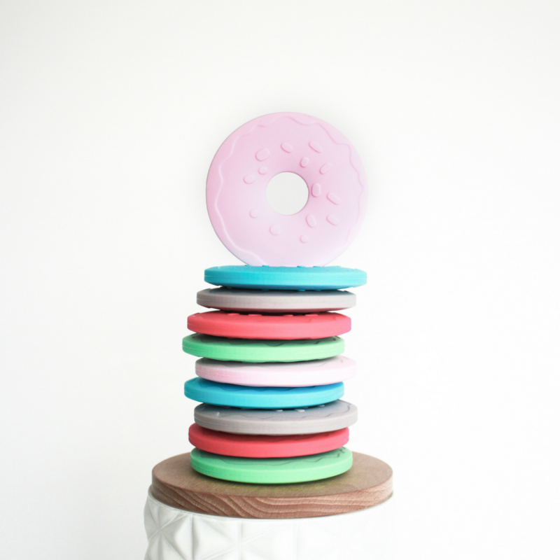 Little Teether Doughnut Teething Toy
