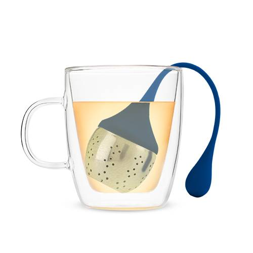 Pinky Up Weighted Tea Infuser