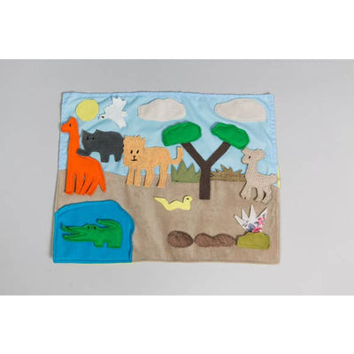 Zeki Learning Felt Story Board