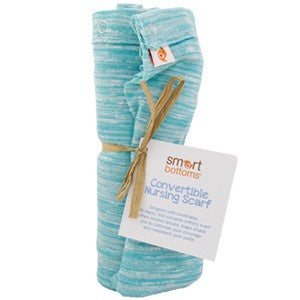 Smart Bottoms Convertible Light Weight Nursing Scarf
