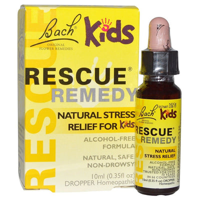 Bach Flower Remedies Kid's Rescue Remedy