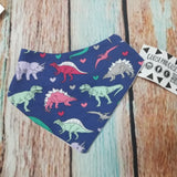 Goose and Gosling Bandana Bib