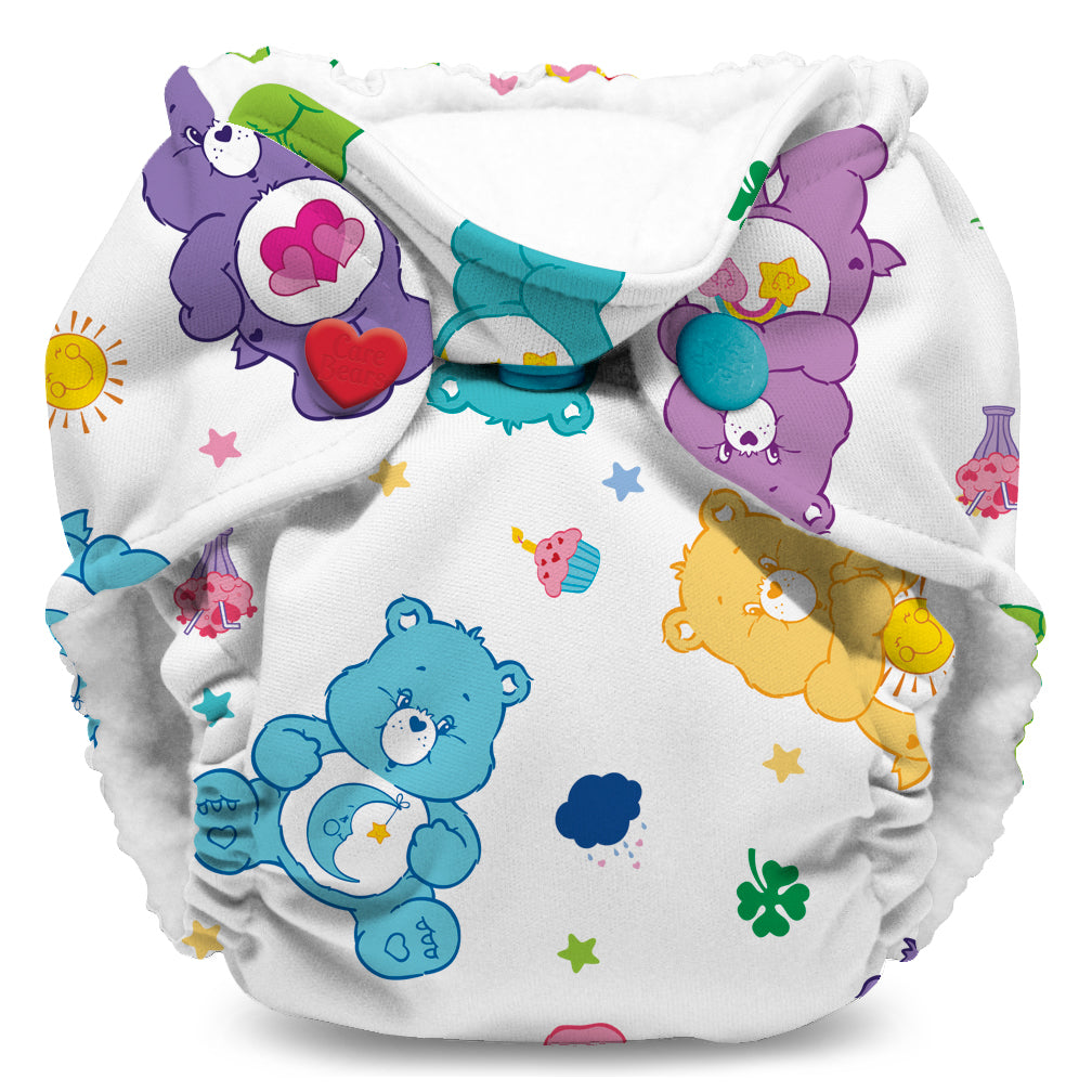 Lil Joeyz Newborn All In One Cloth Diaper - Care-A-Lot