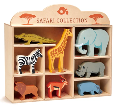 Tender Leaf Toys Safari Animals