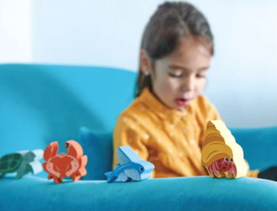 Tender Leaf Toys Coastal Creatures