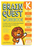 Brain Quest Workbooks