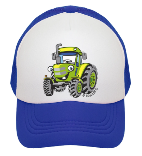 JP Doodles Trucker Hats