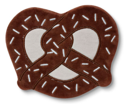 Apple Park Sweet Treats Crinkle Toys