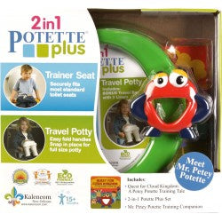 Potette Mr. Petey Potty Training Kit